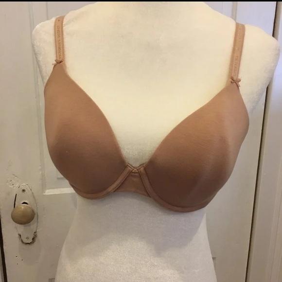 Victoria Secret 34DD cotton Lined Perfect coverage
